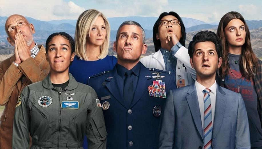 Netflix's Space Force: Political Satire with Heart