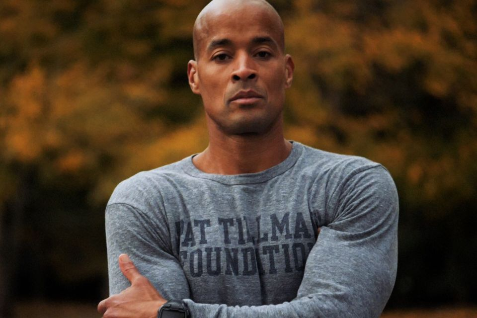 Defy The Odds: The Life-Changing Power of David Goggins' 40% Rule