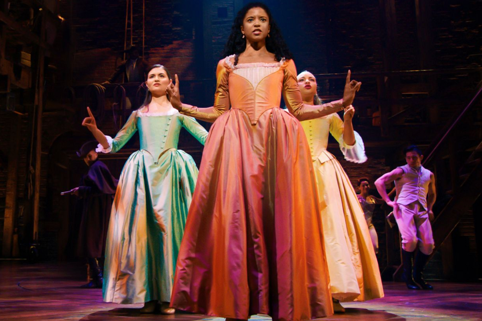 Why the Schuyler Sisters Carry the Weight in Hamilton